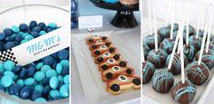 Retro Race Car Guest Dessert Feature « SWEET DESIGNS – AMY ATLAS EVENTS