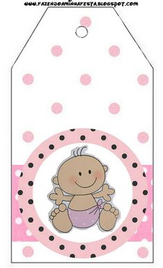 Imprimibles de bebitas 10. | Ideas y material gratis para fiestas y celebraciones Oh My Fiesta!