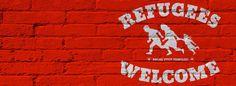 refugees welcome - Busca de Google