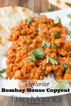 vegetarian bombay ho