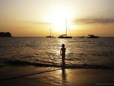Ibiza sunset Ibiza Sunset, Great Love, Celestial, Face, Outdoor, Sunsets, Islands, Beach, Outdoors