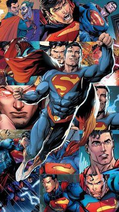 The Best of Superman - Top SuperHeroes Batman Vs Superman, Mundo Superman, Superman Artwork, Superman Man Of Steel, Superman Images, Superman News, Superman Family, Top Superheroes, Adventures Of Superman