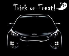 Happy Halloween with #KIA