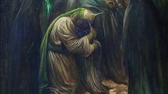 Muslim Images, Islamic Images, Islamic Pictures, Islamic Art, Battle Of Karbala, Imam Hussain Karbala, Mecca Wallpaper, Middle Eastern Art, Islamic Paintings