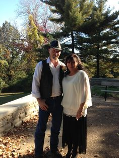 Congrats to Gary and Robin who were married on 10-14-15 at Jefferson Barracks Park at the Power Magazine Museum