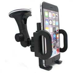 Car Mount Windshield Window Phone Holder Dock Universal for ATT Samsung Galaxy S6 Active  ATT Samsung Galaxy S6 Edge SMG925A  ATT Samsung Galaxy S6 Edge  SMG928A  ATT Samsung Mega 63 *** Click on the image for additional details.(It is Amazon affiliate link) #55likes