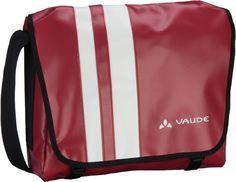 Vaude Bert S Red (innen: Grau) - Umhängetasche