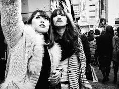 Selfie by Tatsuo Suzuki, via Flickr