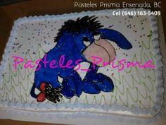Pastel para cumpleaños de Igor