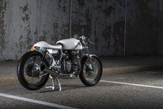 1973 Honda CB350 Four Cafe Racer by KINESIS MOTO #motorcycles #caferacer #motos | caferacerpasion.com