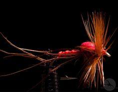 Foam Hopper: En meget spennende flue for fjellfiske. http://fluefiskefluer.no/dagens-flue-foam-hopper/