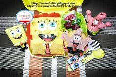 Twitter from @Karenwee's Bento Diary #spongebobsquarepants #patrickstarfish #bento #Snack #obentoart #便当 #弁当 @ http://kwbentodiary.blogspot.com/2013/04/bentoapril15apatrick-starfish-spongebob.html?m=1 …