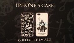 """The Mortal Instruments: City of Bones Movie Items are slowly being released; such as the Makeup, Clothing, Guides, etc and now cases Idk where these two cases come from but I like them The left case is identical to the #HT case but w/o the movie logo I don't care for the characters on the 2nd Case, but I'll get over it. I do like how the rune begins and fizzles. Since the beginning, I've never understood """"The chosen one"""" thing...? So, I'm not quite gun whole on that one the back"""