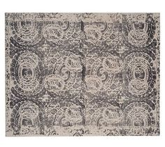 Pottery Barn / Bosworth Tufted Wool Rug, 5 x Grey Contemporary Area Rugs, Large Area Rugs, New Living Room, Living Area, Living Spaces, Master Closet, Grey Rugs, Tile Patterns, Throw Rugs