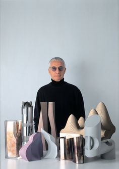 Italian designer, Alessandro Mendini, is a member of the SACI Artists Council http://www.saci-florence.edu/8-category-about-saci/39-page-artists-council.php