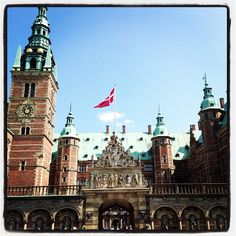 just_in_ian #frederiksborg