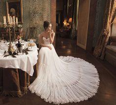 wedding dress by Inbal Dror