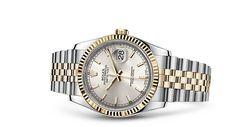 Orologio Rolex Datejust 36: Rolesor giallo (combinazione di acciaio 904L e oro giallo 18 ct.) – 116233