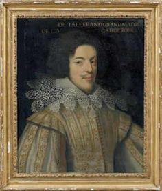 Henri de Talleyrand-Périgord, comte de Chalais (1599–1626) was a favorite of Louis XIII of France.