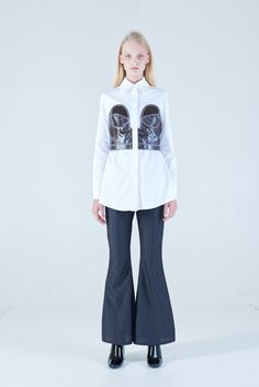 Ebe Corset Blouse | Nika Tang | NOT JUST A LABEL