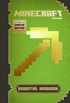 MINECRAFT OFFICIAL MOJANG ESSENTIAL HC UPDATED EDITION