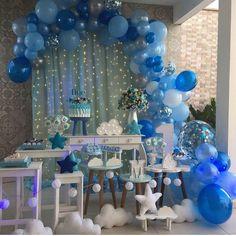 #festa #festainfantil #crianças   Festa céu estrelado! via instagram/mae_festeira