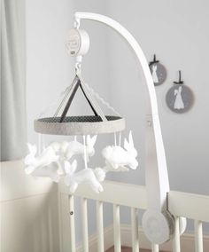 Musical Cot mobile - Welcome to the World - Cot Mobiles - Mamas & Papas
