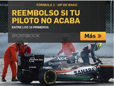 el forero jrvm y todos los bonos de deportes: betfair bono 25 euros GP Baku Europa F1 19 junio 2...