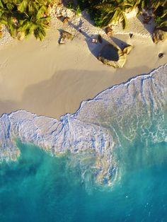 Fregate Island Private is an exclusive luxury private island resort in Seychelles dedicated to the conservation of the Giant Aldabra Tortoise. Les Seychelles, Seychelles Islands, Beach Pink, Tropical Beaches, Most Beautiful Beaches, Island Resort, Island Beach, Beach Holiday, Aerial Photography