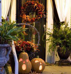 fall decorations -