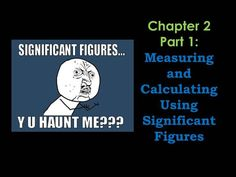 Measurement and calculating using Significant figures and Sci notation by erad206 via authorSTREAM