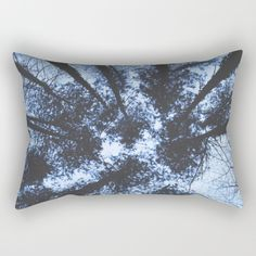 Looking+Up++Rectangular+Pillow+by+ARTbyJWP+-+$27.00