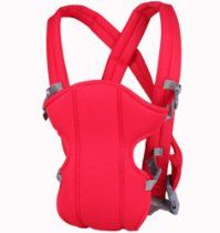 Promithi Multifunctional Baby Sling Baby Backpack (red)