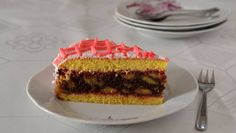 Hungarian Recipes, Sweet Cakes, Baked Goods, Cheesecake, Food And Drink, Sweets, Snacks, Meals, Cookies