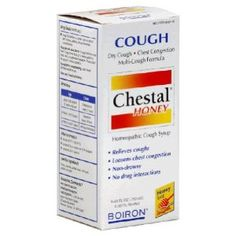 Boiron Chestal Cough Syrup