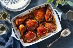 This British pantry staple reinvented my weeknight chicken Turkey Recipes, Potato Recipes, New Recipes, Chicken Recipes, Entree Recipes, Family Recipes, Family Meals, Recipies, Favorite Recipes