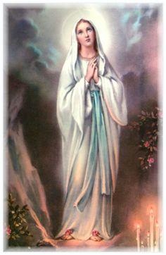 de 2 a 10 fevereiro     Primeiro Dia: 02 de Fevereiro      Nossa Senhora de Lourdes  Rogai por nós!    Oração inicial:   Oh! Maria, Mãe de...