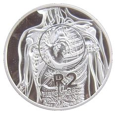 SouthAfrican Mint Remembers Heart Transplant with Brilliant New Silver Coin Set Silver Coins, 50th Anniversary, South Africa, Mint, African, Crown, Heart, Silver Quarters, Corona