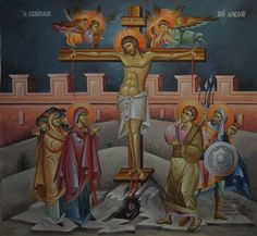 The Crucifixion  Whispers of an Immortalist: Icons of Christ's Passion 2