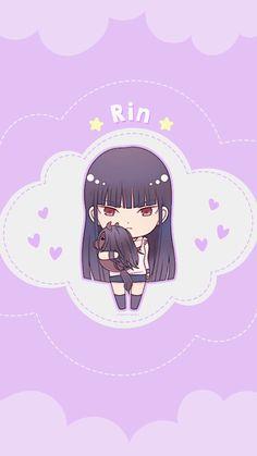 Anime Bl, Anime Chibi, Anime Love, Fruits Basket Anime, Fruits Basket Cosplay, Animes Wallpapers, Cute Wallpapers, Phone Wallpapers, Arte Disney
