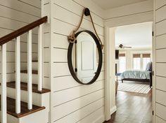 Planked Hallway JS Interiors