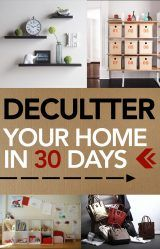 Decultter Your Home in 30 Days (1)