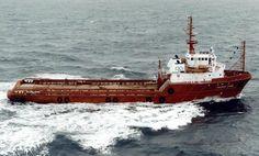 Balder Rissa Offshore Supply Vessel