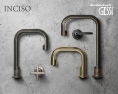 Itališka įmonė Gessi pristatė iSaloni 2018 parodoje naują maišytuvų, dušo komplektų ir vonios kambariui aksesuarų INCISO kolekciją. Plačiau apie Gessi INCISO nuoroda profilyje.🔝👍🏻👌🏻 #gessi #gessiinciso #voniosdizainas #isaloni2018 #interjerodizainas