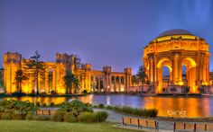 palace of fine arts background wallpaper free (Isabella Williams 1920x1200)