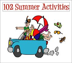 Fun Summer Activities to Keep the Kids Busy