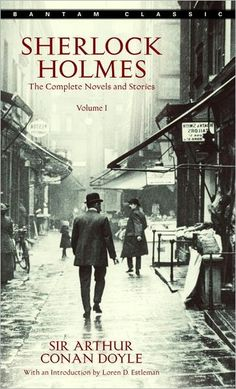 A book worth reading anytime, complete collection of Sherlock Holmes, I need say no more.