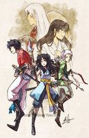 Heirs to the West by YoukaiYume