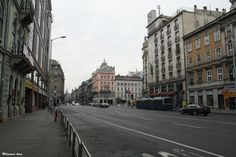 ON THE STREET (BUDAPEST) by Mohammad Azam