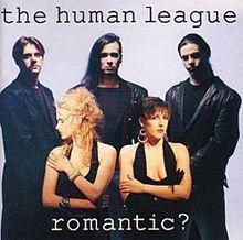 The Human League - Romantic? (A&M Records)